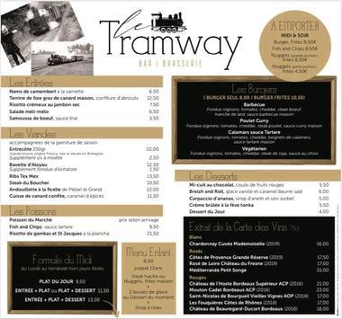 Restaurant-Tramway-Guer-menu