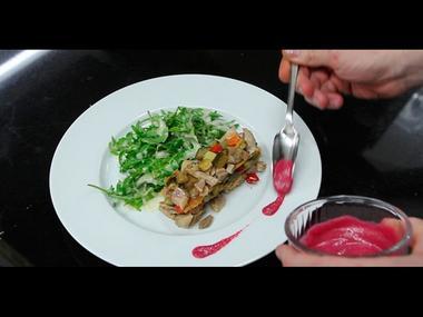 Restaurant l'Auberge du Corps de Garde - Malestroit - Morbihan - Bretagne
