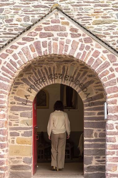 Eglise du Graal Trehorenteuc