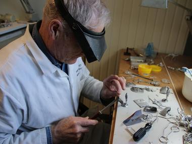 atelier du soldat de plomb - Georges Boidin - Ploërmel - Morbihan