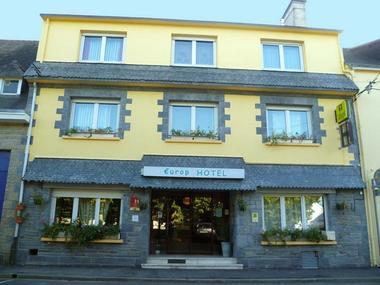 Hotel Europ Hotel Morbihan Bretagne Sud