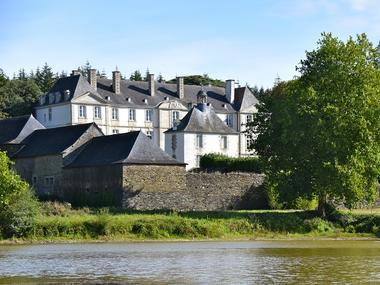 Château de Loyat - 100 fenêtres - Brocéliande - Bretagne