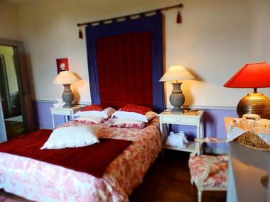 Chateau du Pin_Chambre Victor Hugo