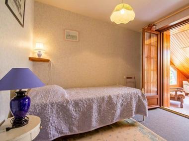 Gîte Brocéliande - chambre 3 - Campénéac - Morbihan