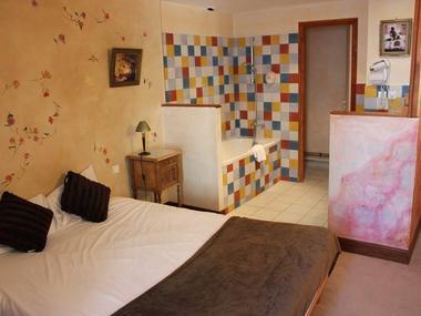 Hôtel Le Thy - chambre Bonnard - Ploërmel - Morbihan