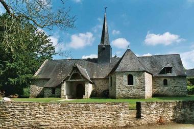 Chapelle Saint-Mélec - Pomeleuc - Lanouée - Morbihan