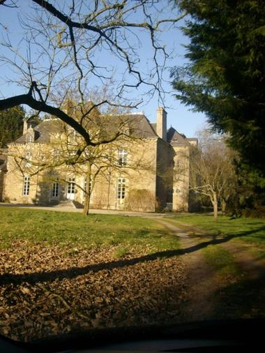 Chateau du Quengo