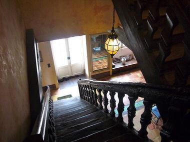 manoir-du-tertre_Paimpont_Escalier