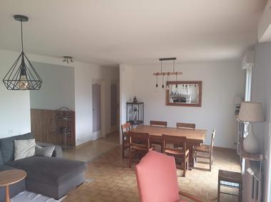 Le Cottage des Champs - séjour- Saint-Brieuc-de-Mauron - Bretagne
