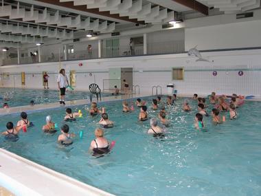 piscine - aquagym - Ploërmel - Morbihan