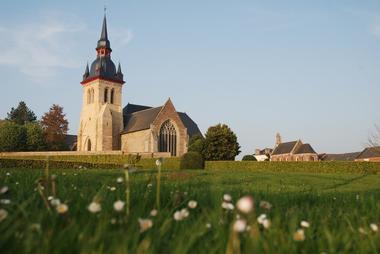 Abbatiale St-Méen-le-Grand