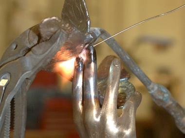 Fonderie d'art - Atelier BBC Gaillard 1