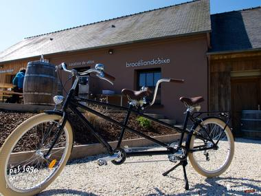 Brocéliande Bike _© Broceliande.guide