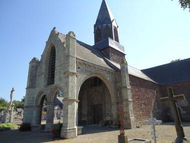 Eglise de La Nouaye