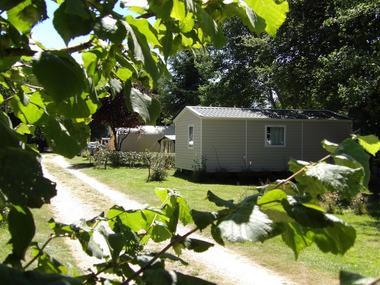Camping des Cerisiers - Guillac - Morbihan - Bretagne