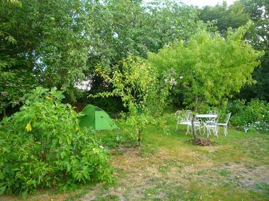 Camping à la Ferme - Mme Deboos