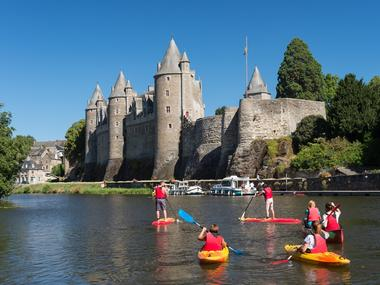 Location canoë-kayak - Josselin - Morbihan - Bretagne