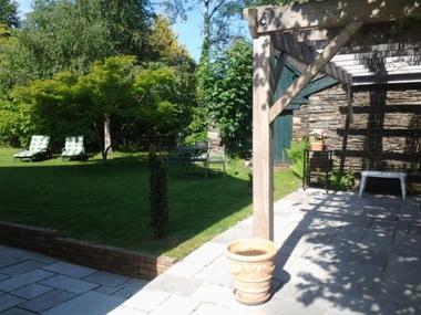 Chambres-hôtes-Valy-Ploërmel-jardin