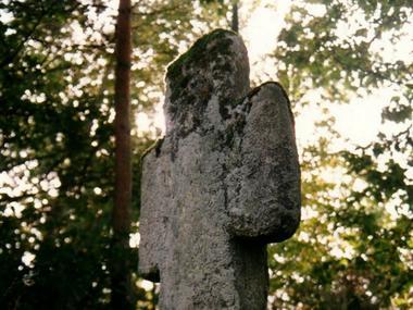 Croix de la Lande du Temple