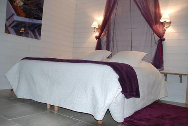 Chambre d'hote violette 35