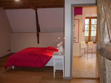 Domaine des Hayes_Maxent_Appartement_chambre