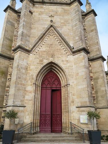 Église - Montauban de Bretagne