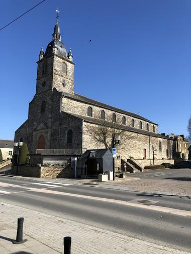 Eglise Irodouer - départ du circuit (3)