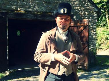 Escape Game avec le Dr Agon - Lizio - Morbihan