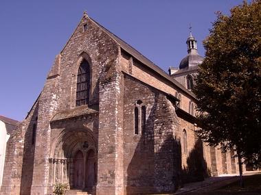 Eglise de La Trinité Porhoët