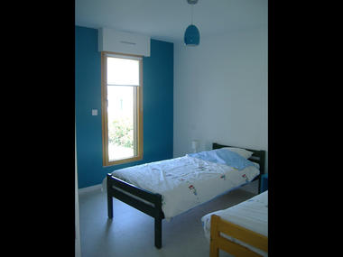 Gîte JP Pellerin chambre bleue - Malestroit - Morbihan - Bretagne