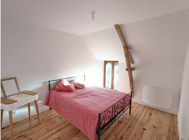 Gîte La Brousse de Coganne_Paimpont_chambre1