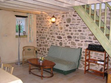 Gîte Riochon_Paimpont_intérieur