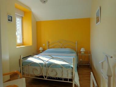 Gîte Triballier chambre double - Sérent - Morbihan - Bretagne