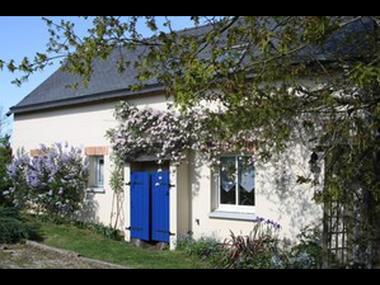 Gîte la Passagère façade - Caro - Morbihan - Bretagne