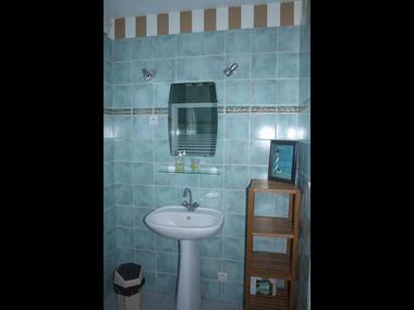 Gîte la Passagère salle d'eau - Caro - Morbihan - Bretagne