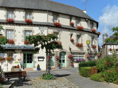 Hôtel Au Relais du Porhoët 1