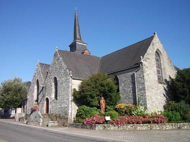 Lizio église ND du Lys 2