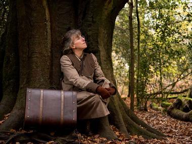 Le conte est bon - Marie Tanneux - conteuse - brocéliande - Bretagne