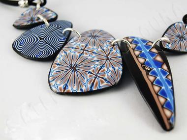 Galerie Ephémère - Atelier Polynouna - Création bijoux fantaisie