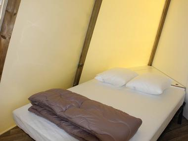 Hébergement insolite - Camping des Cerisiers - Guillac - Morbihan - Bretagne