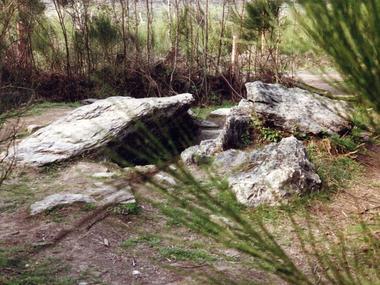 Tombeau du Géant - Campénéac - Brocéliande - Bretagne
