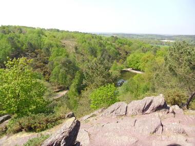 Panorama Val Sans Retour