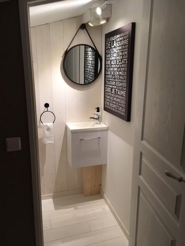 WC chambre Fée Viviane