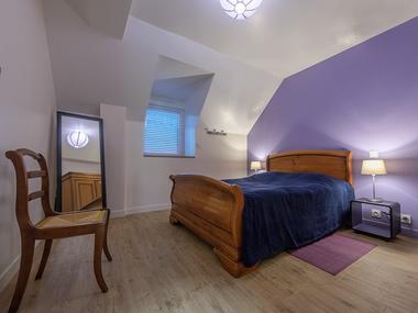 chambre 2 - gîte val des fées - Campénéac - Brocéliande