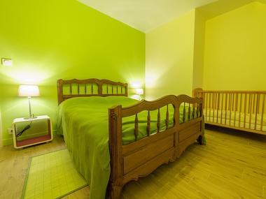 chambre 4 - gîte val des fées - Campénéac - Brocéliande