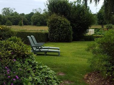 Gîte-Chérel-Loyat- jardin -Destination-Brocéliande-Morbihan-Bretagne