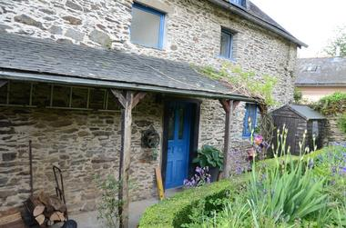 Chambre d'hôtes-Maison de l'oiseau-Josselin-Brocéliande-Bretagne
