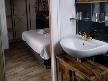 hôtel - le ludixarium - chambre jeu - Ploërmel - Morbihan