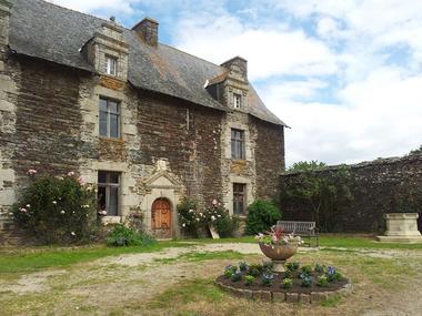 manoir de Boyac - Ploërmel - Brocéliande - Bretagne