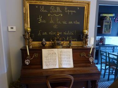 Chambre-hôtes-La Belle Epoque-Ploërmel-Brocéliande-Morbihan-Bretagne